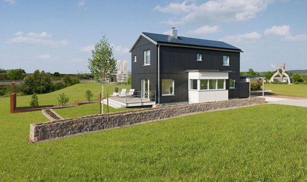 Photos: These German eco-houses are built for the Irish market