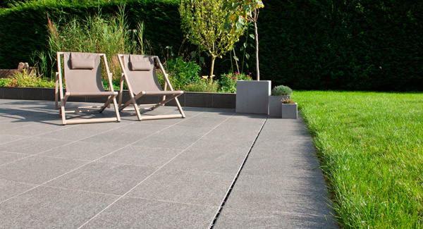 When it comes to paving and paths, make sure you plan it