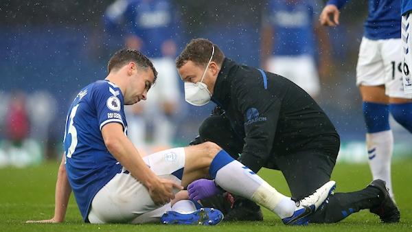 Nationaliste de Carlow - Seamus Coleman subit une blessure avant le barrage de l'Euro - Championnat d'Europe 2020