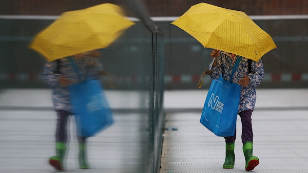 Storm Alex set to sweep over Ireland